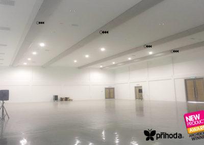 Dato Onn Mosque Hall, Johor Corp
