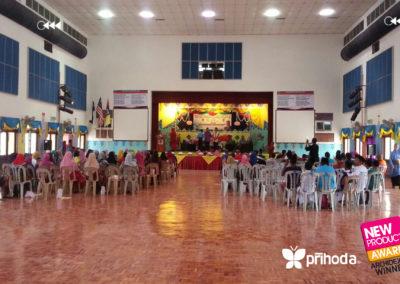 Dewan Sek Bandar Tun Razak Jengka