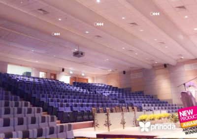 Lecture Hall FF4 Uitm Puncak ALam