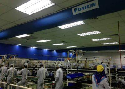 Daikin Factory