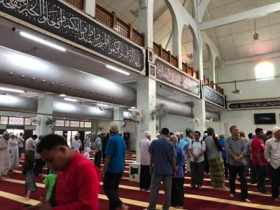 Masjid Al-Hasanah, Bangi