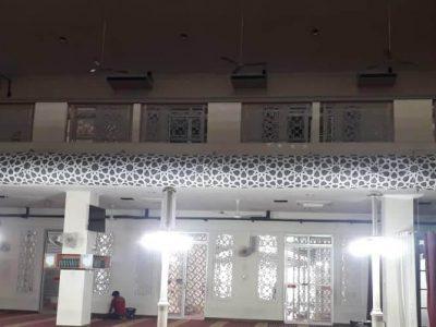 Masjid Kem Wardieburn, Setapak
